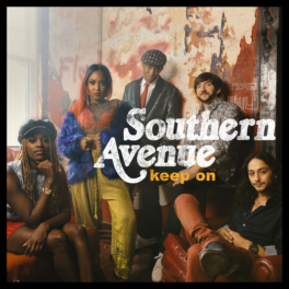 Southern Avenue - Keep On - album cover